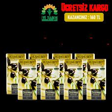 Naturel Sızma Zeytinyağı 5L x 8 Adet